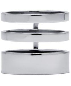 REPOSSI | Triple Band Berbere Ring