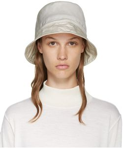 AND WANDER | Off-White Ox Hat