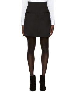 PALLAS   Black Calliopee Miniskirt