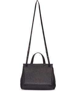 TSATSAS | Black Leather Ada Bag