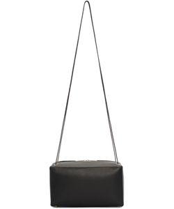 TSATSAS | Black Leather Linden Bag
