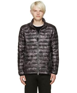 ISAOR | Ssense Exclusive Grey Quilted Down Jacket