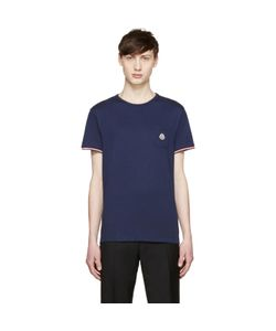 Moncler | Navy Pocket T-Shirt