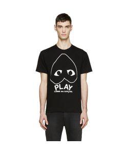 Comme des Gar ons Play | Comme Des Garçons Play Heart Logo T-Shirt