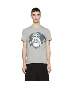 Givenchy | Grey Rottweiler T-Shirt