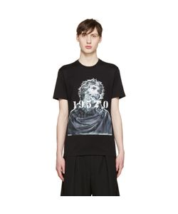 Givenchy | Black Jesus And Numbers T-Shirt