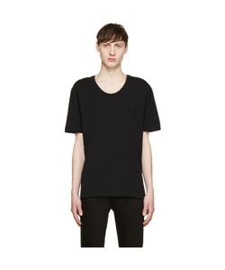 Pierre Balmain | Black Logo T-Shirt