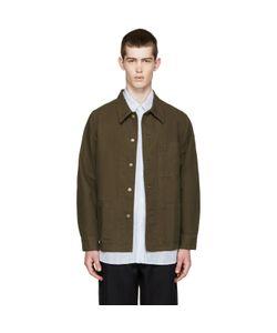 Visvim | Green Military Jacket