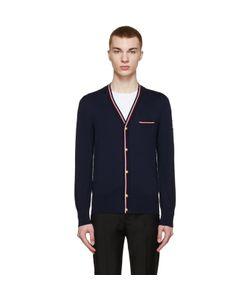 Moncler Gamme Bleu | Navy Knit Cardigan