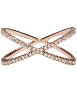 Eva Fehren | Diamond Shorty Ring