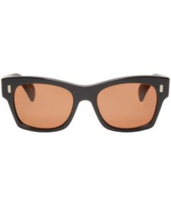 Oliver Peoples The Row | Black Acetate 71st Street Sunglasses