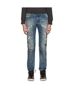 Diesel | Blue Distressed Tepphar Jeans
