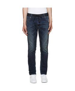 Diesel | Blue Krookley Bn-Ne Jogg Jeans