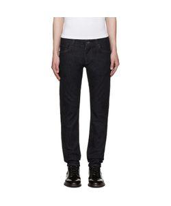 Dolce & Gabbana | Dolce And Gabbana Indigo Embroidered Jeans