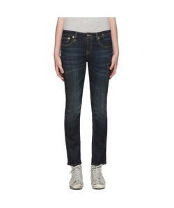 R13 | Indigo Kate Skinny Jeans