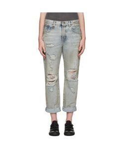 R13 | Blue Catherine Jeans
