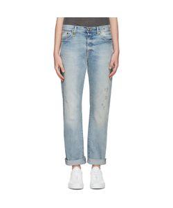 R13 | Blue Classic Jeans
