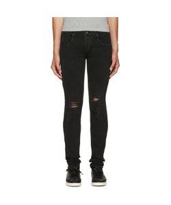 Rag & Bone | Rag And Bone Black Standard Issue Jeans