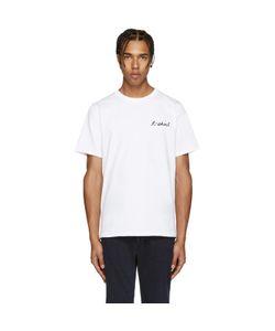 Rag & Bone | Rag And Bone Embroidery T-Shirt