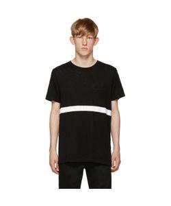Rag & Bone | Rag And Bone Contrast Stripe T-Shirt