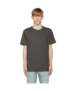 Rag & Bone | Rag And Bone Grey Standard Issue T-Shirt