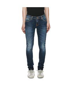 Nudie Jeans Co | Nudie Jeans Blue Skinny Lin Jeans