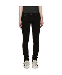 Nudie Jeans Co | Nudie Jeans Black Long John Jeans