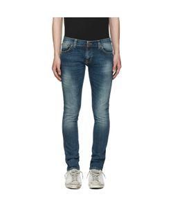 Nudie Jeans Co | Nudie Jeans Blue Long John Jeans