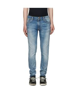 Nudie Jeans Co | Nudie Jeans Blue Thin Finn Jeans