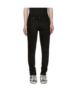 Nudie Jeans Co | Nudie Jeans Black Lean Dean Jeans