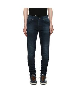 Nudie Jeans Co | Nudie Jeans Navy Lean Dean Jeans