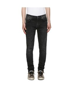 Nudie Jeans Co | Nudie Jeans Grey Lean Dean Jeans