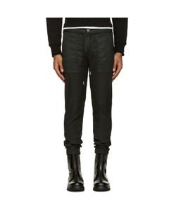 Diesel Black Gold | Black Coated Jeans