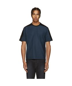 Diesel Black Gold | Navy And Black Mixed T-Shirt