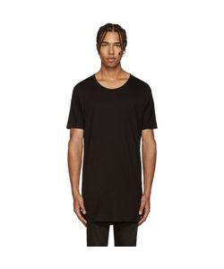 Diesel Black Gold | Black Jersey T-Shirt