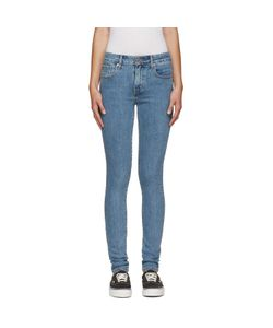 Levi's® | Levis Blue High-Rise Skinny 721 Jeans