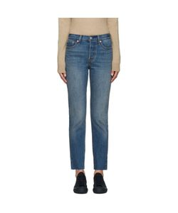 Levi's® | Levis Blue Wedgie Icon Fit Jeans