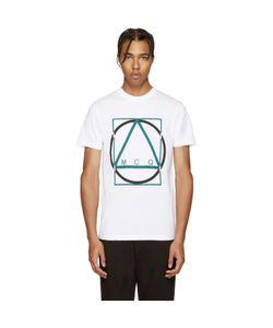 Mcq Alexander Mcqueen | White Logo T-Shirt