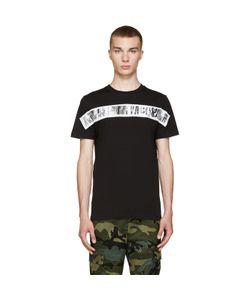 Mcq Alexander Mcqueen | Black Logo T-Shirt