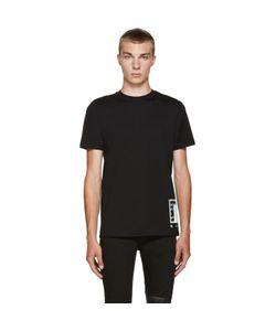 Mcq Alexander Mcqueen | Black Logo Graphic T-Shirt