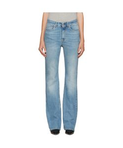 Acne | Blue Flared Lita Jeans