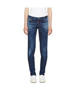 Dsquared2 | Indigo Skinny Jeans