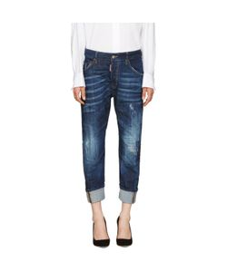 Dsquared2 | Indigo Work Wear Jeans