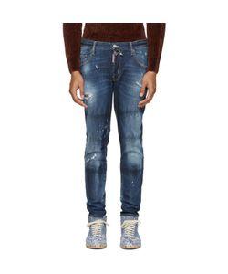 Dsquared2 | Indigo Skater Jeans