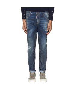Dsquared2 | Indigo Sexy Twist Jeans