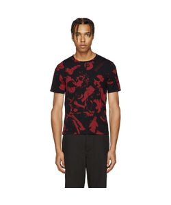 Maison Margiela | Black And Red Music T-Shirt