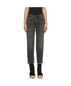 Alexander Wang   Grey Ride Jeans