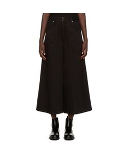 Marc Jacobs | Black Denim Culottes