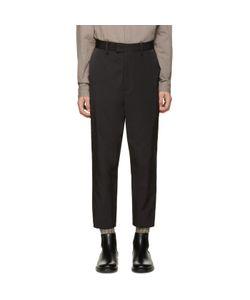 ROBERT GELLER | Black Sean Trousers