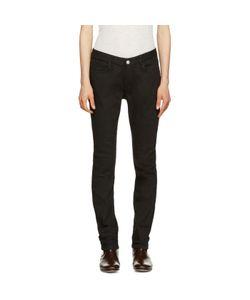 A.P.C. | Black Slim Moulant Jeans